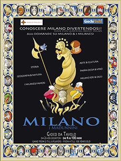 "Giochi Briosi - Scatola ""Milano & i madunnini"""