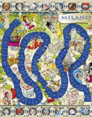 """Giochi Briosi - Tabellone """"Milano & i madunnini"""""""