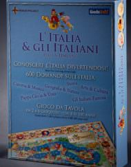 """Giochi Briosi - Scatola gioco """"L'Italia & gli italiani"""""""