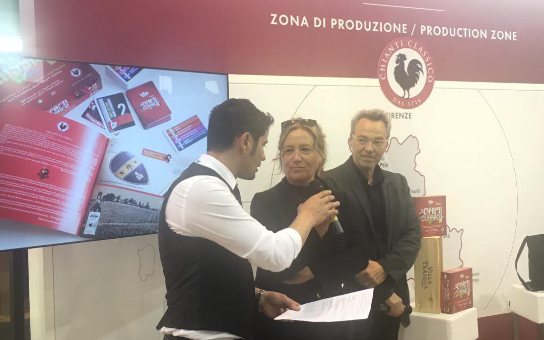 """""""Il Chianti Classico"""" a Vinitaly 2017!"""