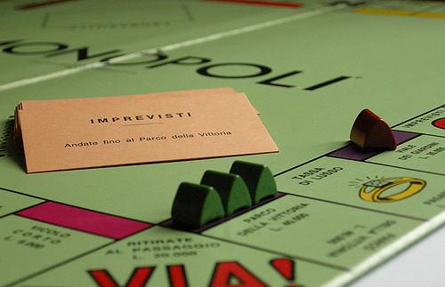 Giochi Briosi - Con Monopoli puoi realizzare i tuoi sogni di imprenditore!
