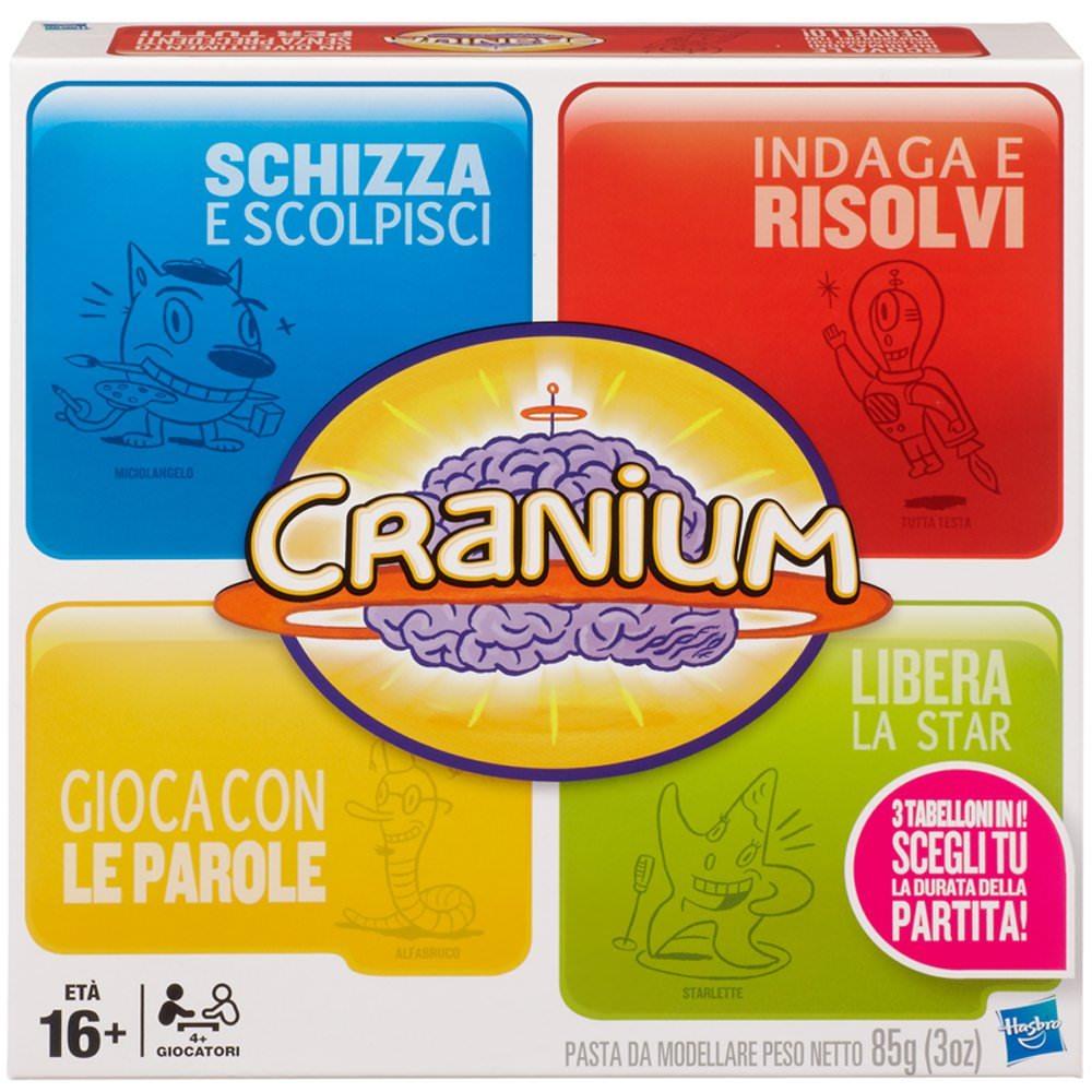 """Giochi Briosi - E che """"Cranium"""" sia!"""
