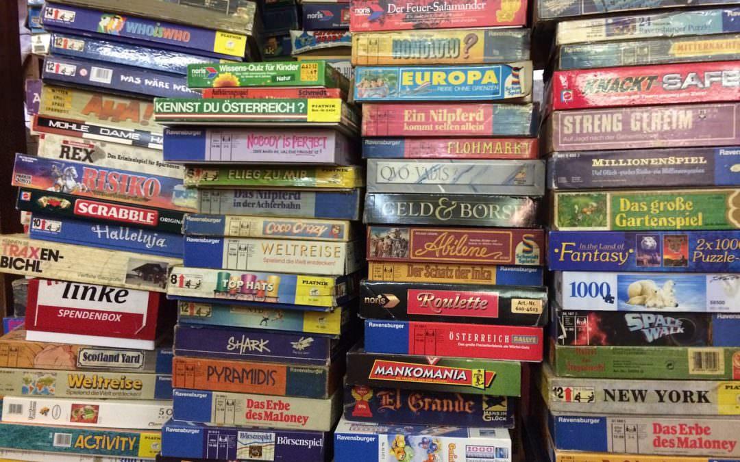 Giochi da tavolo e giochi d'azzardo: per noi è importante la condivisione
