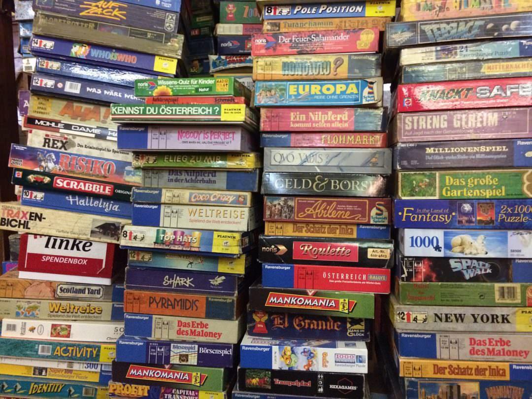 Giochi Briosi - Giochi da tavolo e giochi d'azzardo: per noi è importante la condivisione