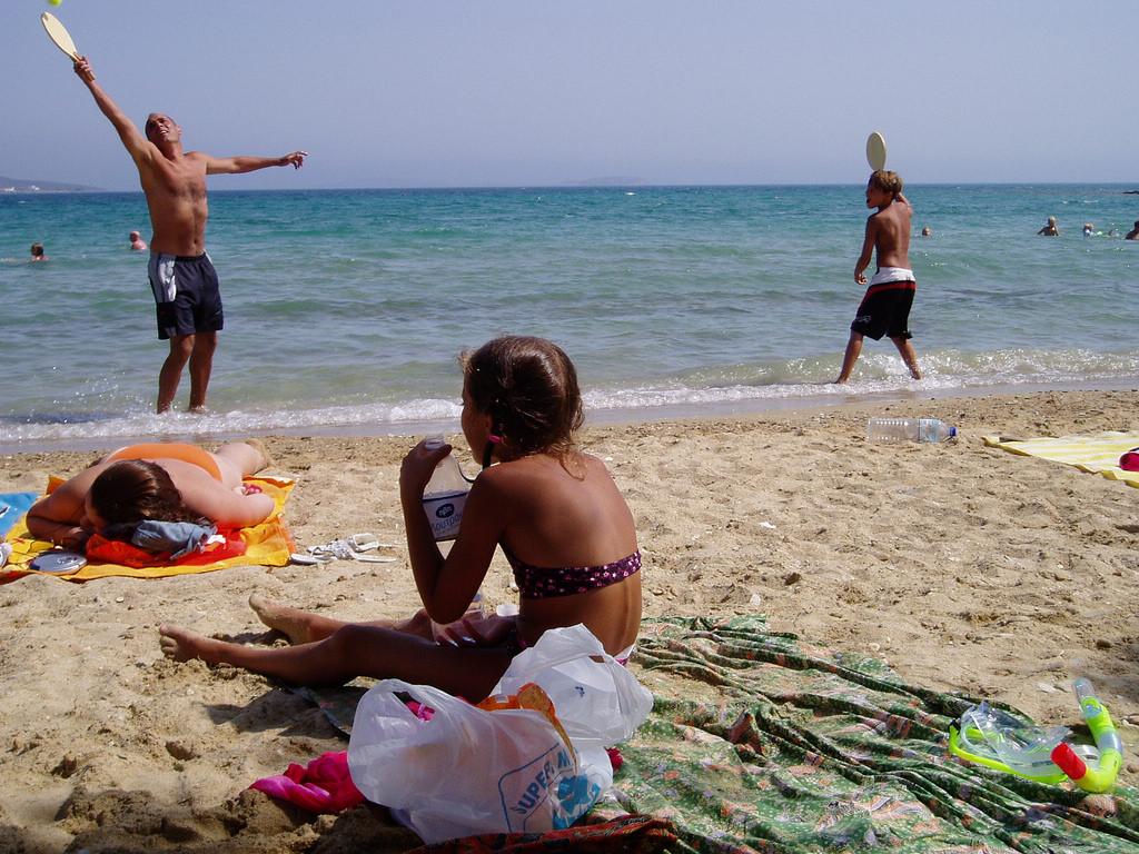 Giochi Briosi - Top Five estate 2017: i giochi da spiaggia per adulti