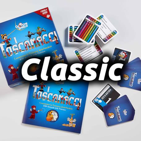 Giochi Briosi - collana Classic