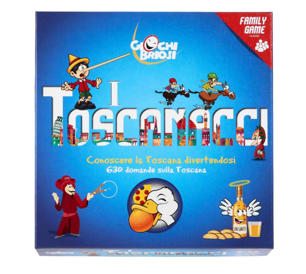 I toscanacci giochi briosi - Blokus gioco da tavolo ...