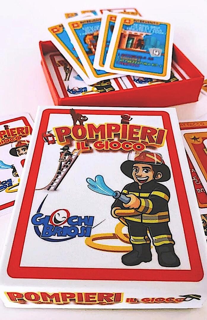 Pompieri – Il gioco